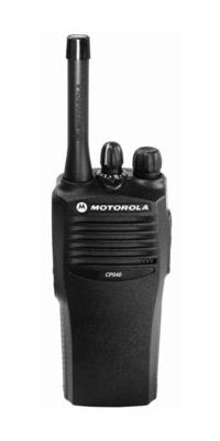 MOTOROLA CP040 4CH WITH OPTIONS