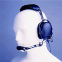 MOTOROLA MDRMN4019 GP340 HEADSET WITH PTT